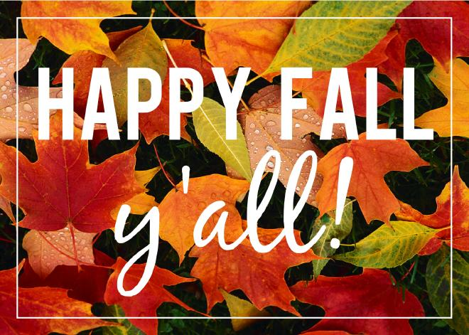 50 Most Beautiful First Day Of Fall Wishes And Images