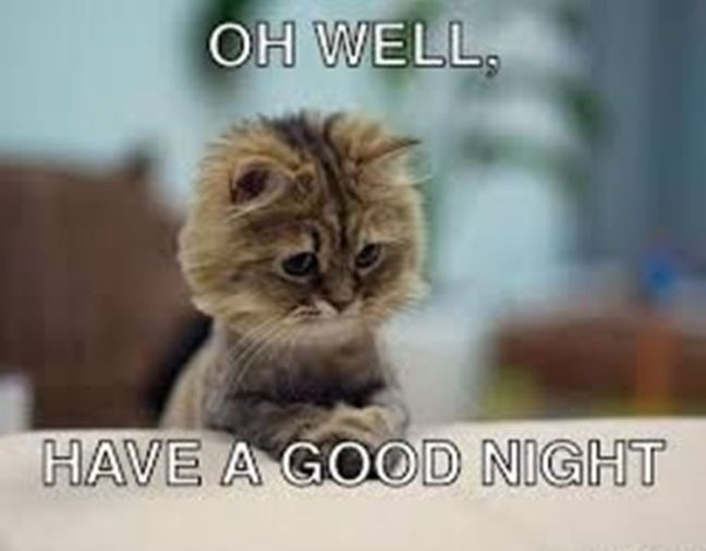 Funny Friday Night Meme : 55 very laughable good night meme pictures graphics photos