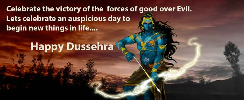 40 most beautiful happy dussehra 2018 greeting pictures funnyexpo dussehra festival greeting card m4hsunfo