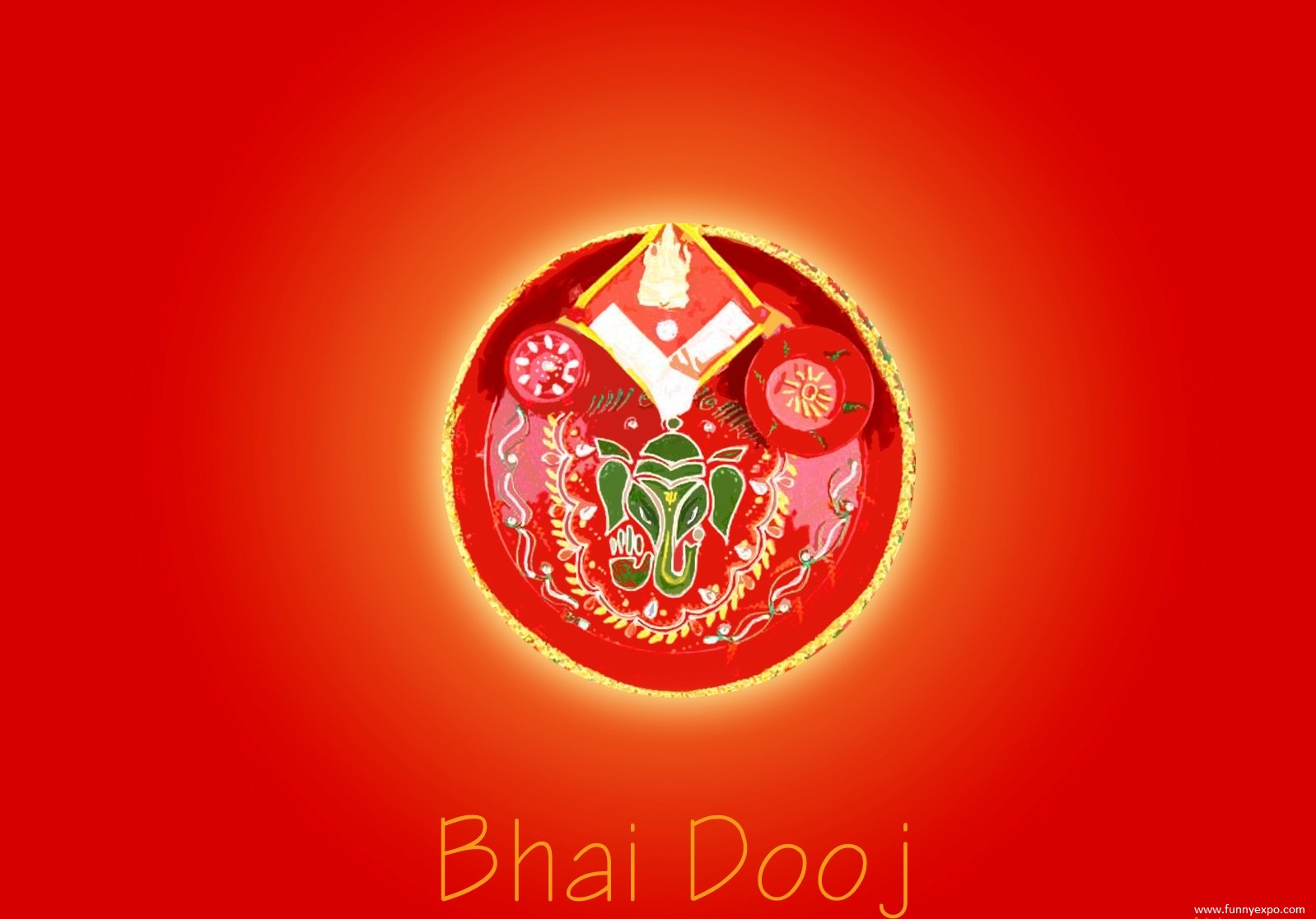 50 beautiful happy bhai dooj wishes pictures and images funnyexpo beautiful happy bhai dooj picture kristyandbryce Images