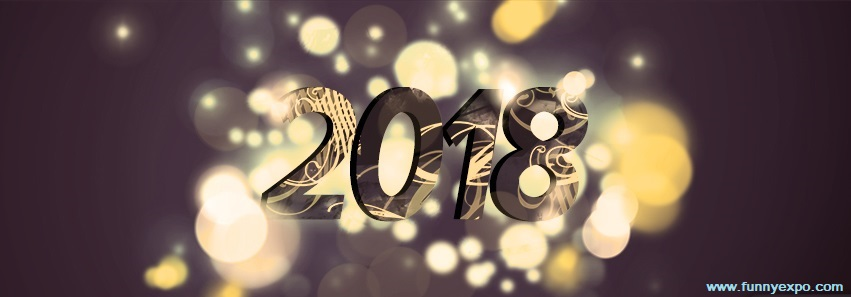 40 fantastic happy new year 2018 facebook timeline cover images