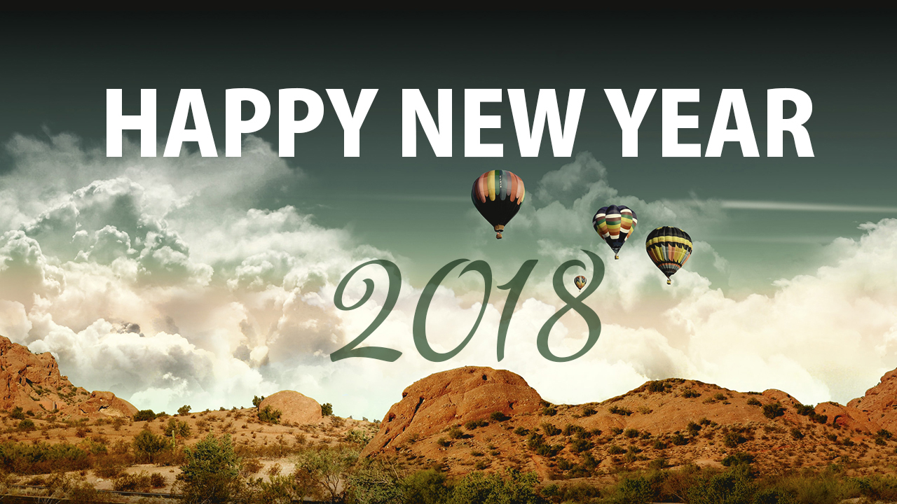 50+ Most Beautiful Happy New Year 2018 Wishes, Images And ...