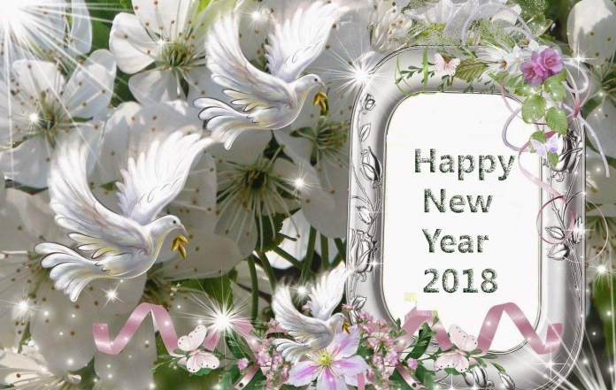 40 Most Wonderful Happy New Year 2018 Wallpapers And Greeting