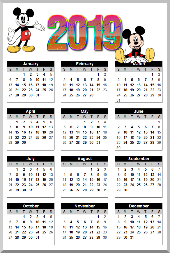Happy New Year Calendar : Best happy new year calendar images free download