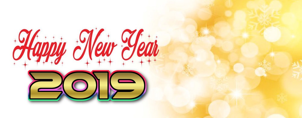 40 Fantastic Happy New Year 2019 Facebook Timeline Cover Images ...