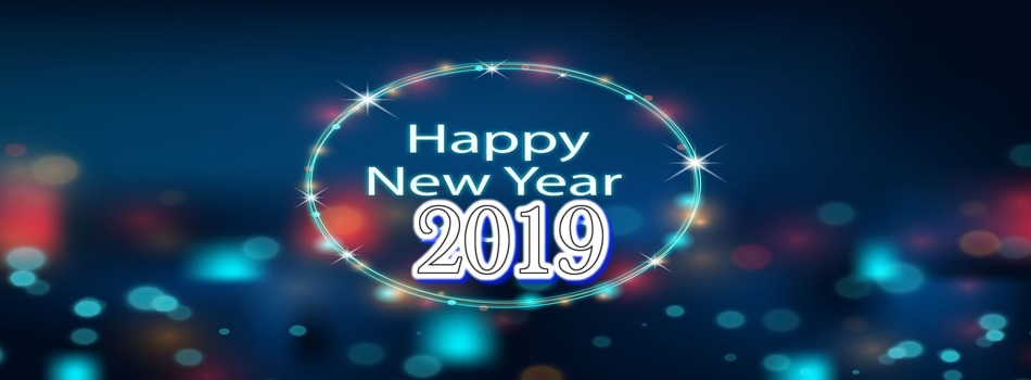 40 Fantastic Happy New Year 2019 Facebook Timeline Cover Images