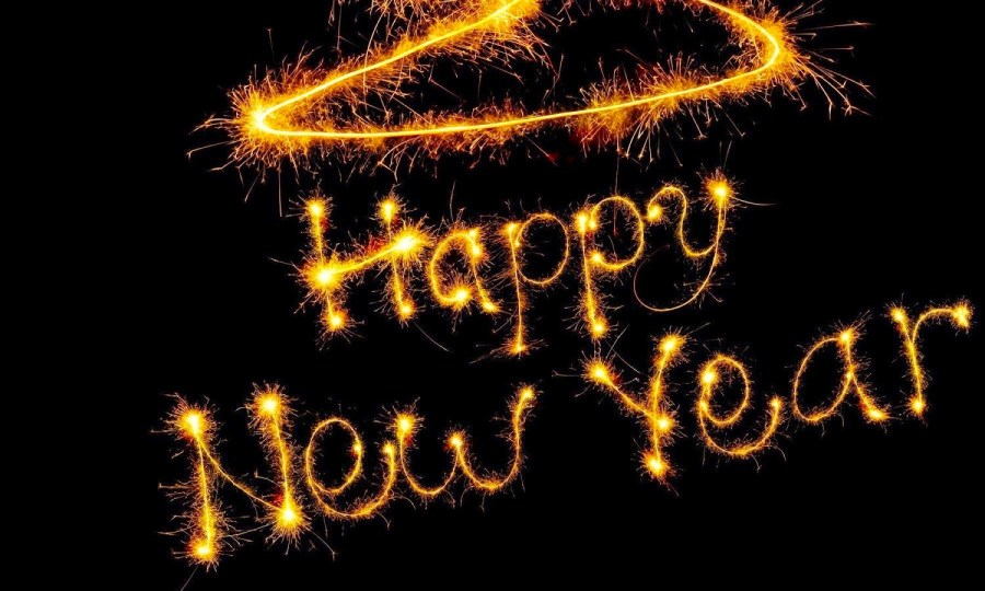 happy new year lighting picture wishing you