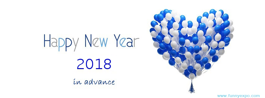 40 fantastic happy new year 2018 facebook timeline cover