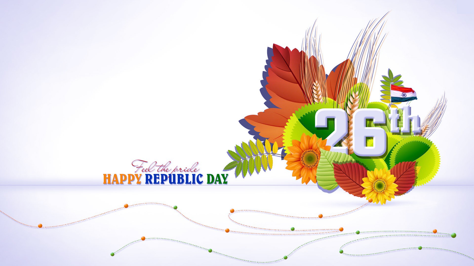 Beautiful Happy Republic Day 2018 Greetings For Share To Everyone