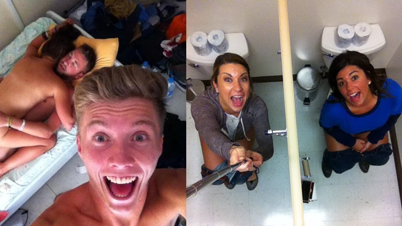 Hilarious Selfie Fails With Funny Things in the Background